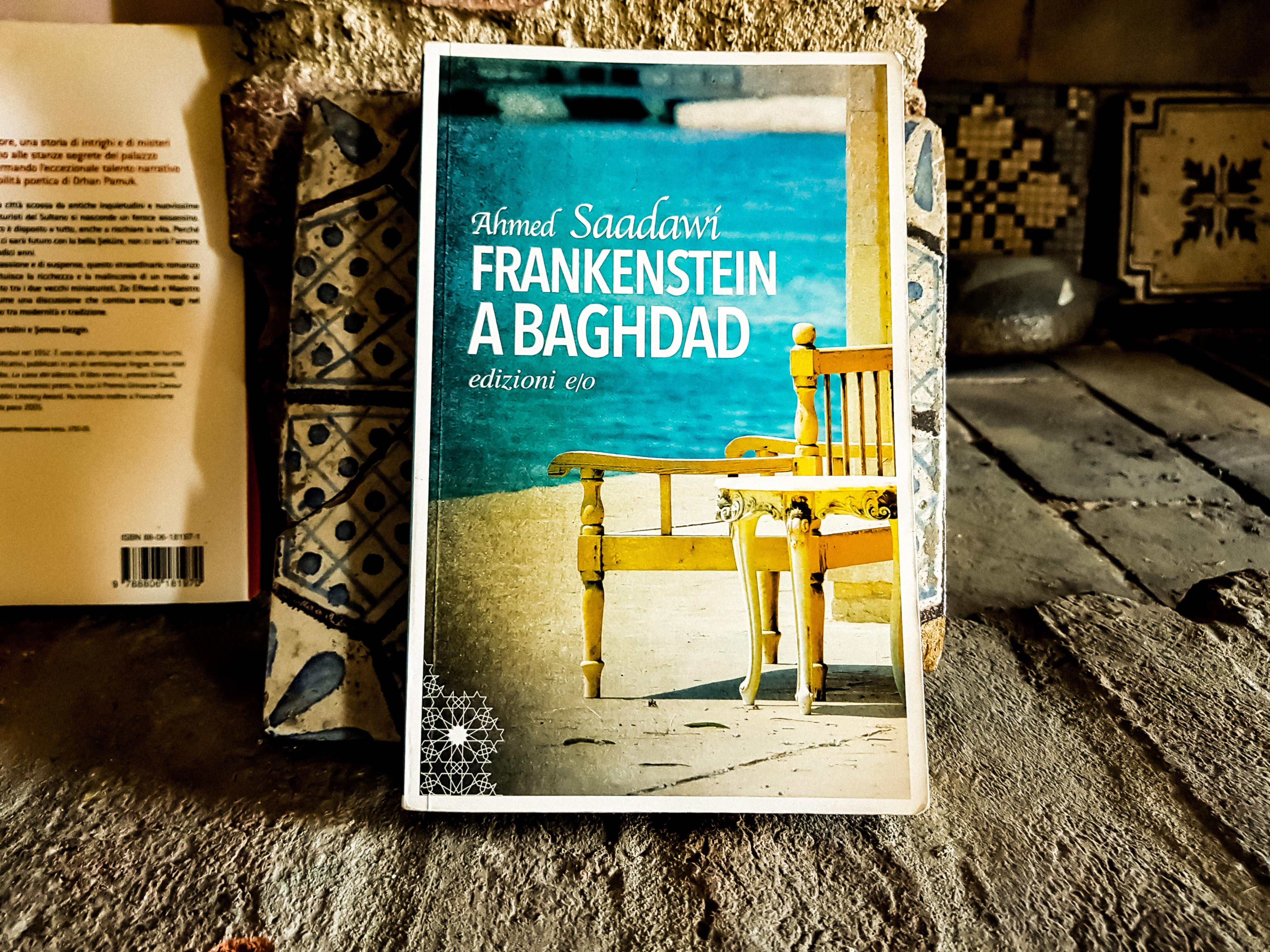 Arabic book prize