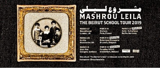 Mashrou'Leila