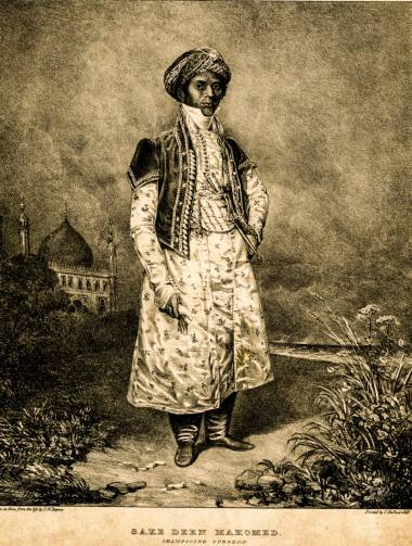 Sake Deen Mahomed